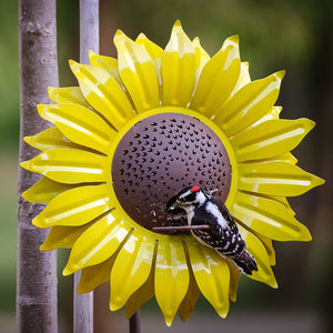 Sunflower Bird Feeder | Desert Steel