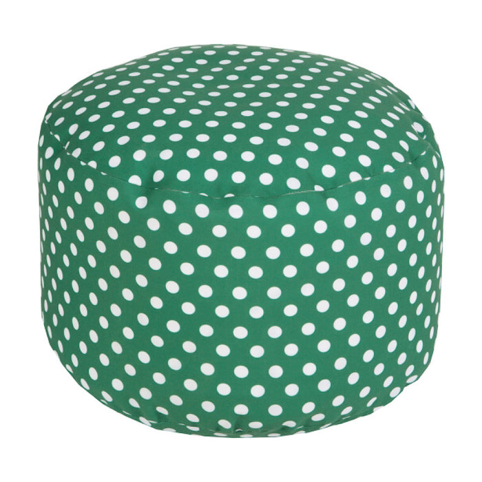 Polka Dot Outdoor Pouf | Surya