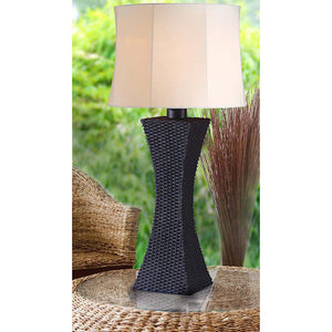 Kenroy Home Weaver Outdoor Table Lamp