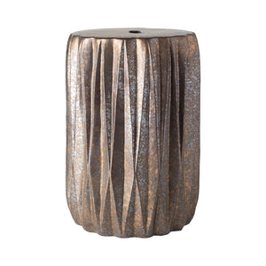 Aynor Garden Stool by Surya