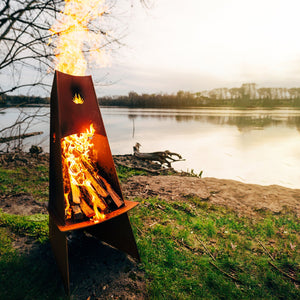 Vesuvius Wood Burning Fire Pit
