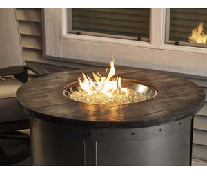 Edison Round Fire Pit Table
