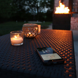 Sleeper Sound Reactive Fire Pit