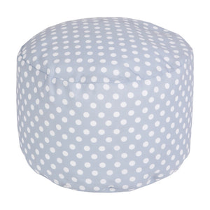Polka Dot Outdoor Pouf | Surya SKU POUF-296
