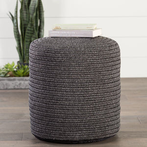 Bridgehampton Outdoor Pouf | Jaipur Living