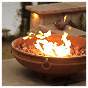 Emperor Gas Fire Pit