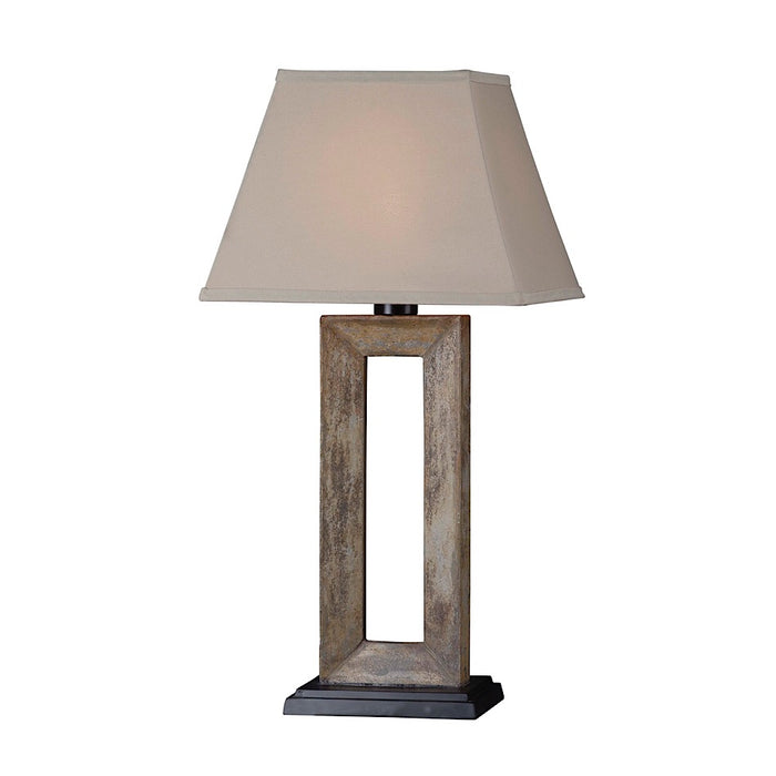 Egress Outdoor Table Lamp | Kenroy Home | 30515SL