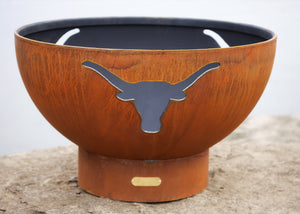 Longhorn Wood Burning Fire Pit