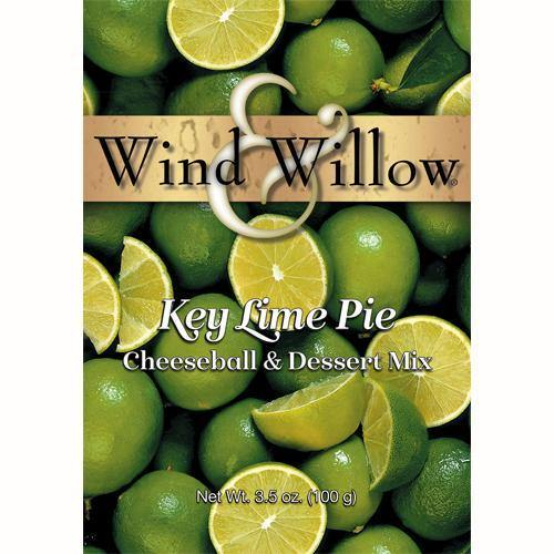 Wind and Willow - Key Lime Pie - Cheeseball & Dessert Mix