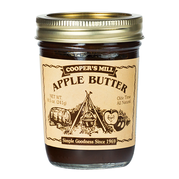 Cooper's Mill - Natural Apple Butter Without Cinnamon