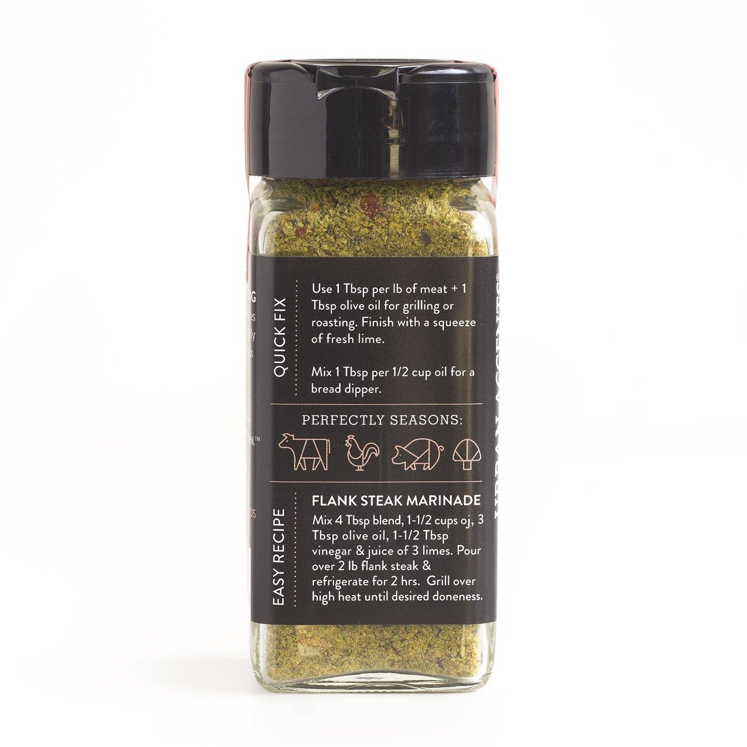 Urban Accents - Argentina Steak Rub - Spice Blend