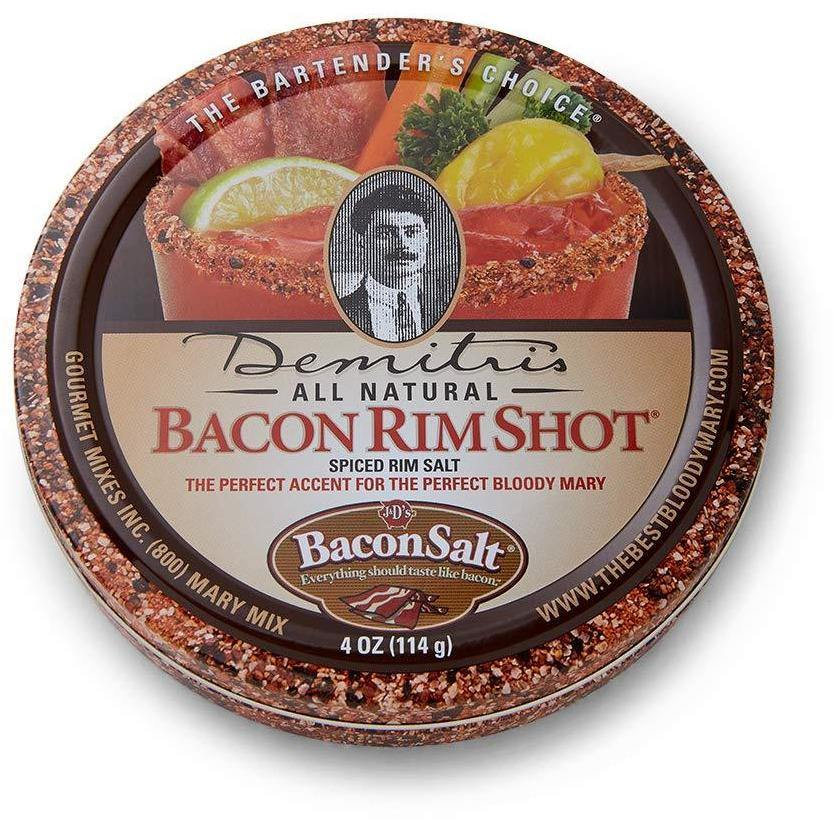 Demitri's - All Natural Bacon - Rim Salt