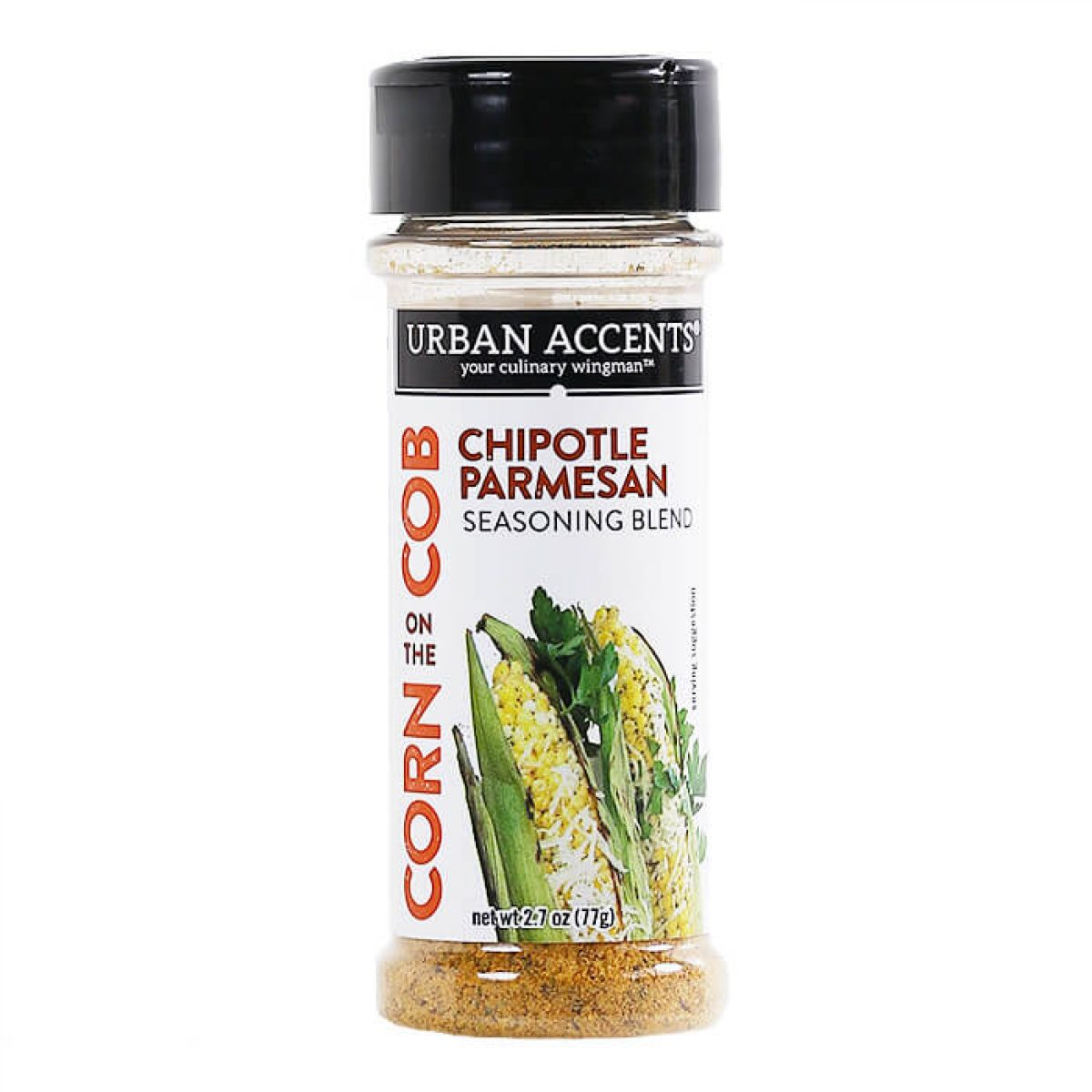 Urban Accents - Chipotle Parmesan Corn On The Cob - Seasoning