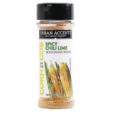 Urban Accents - Corn On The Cob Spicy Chili Lime -  Seasoning