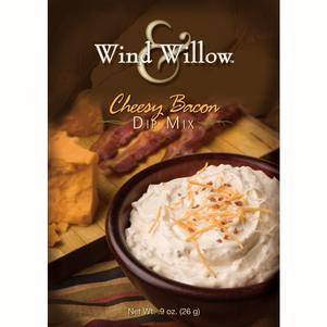 Wind and Willow - Cheesy Bacon - Dip Mix