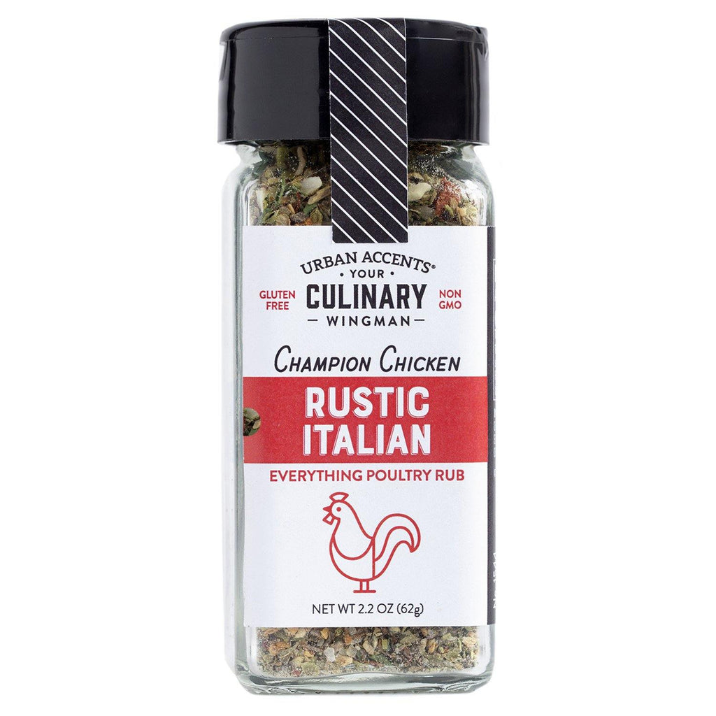 Urban Accents - Culinary Wingman - Rustic Italian - Everything Poultry Rub