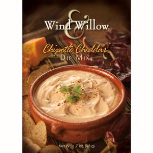 Wind and Willow - Chipotle Cheddar - Dip Mix