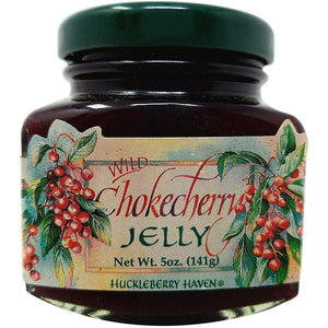 Huckleberry Haven - Wild Chokecherry - Jelly