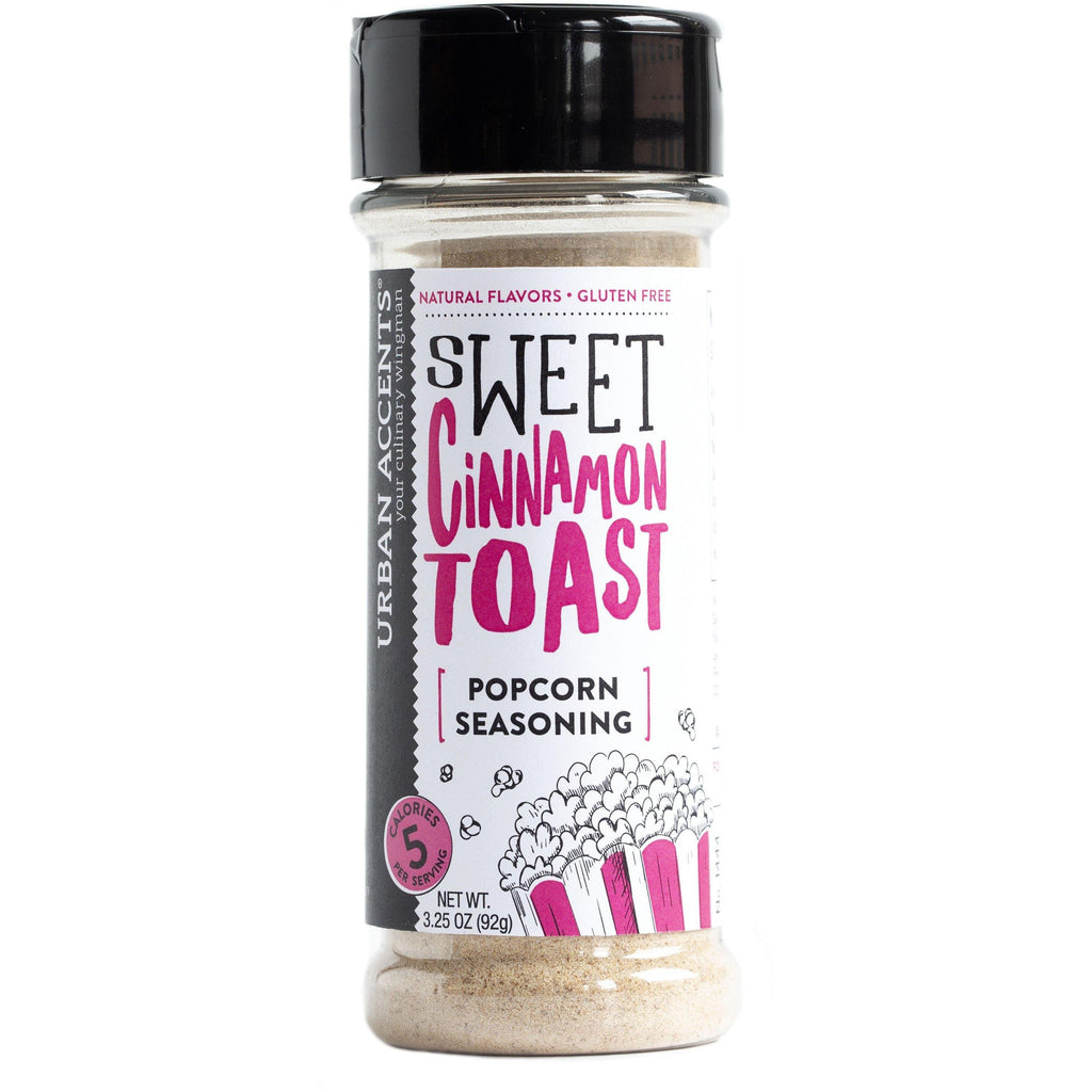 Urban Accents - Sweet Cinnamon Toast - Popcorn Seasoning