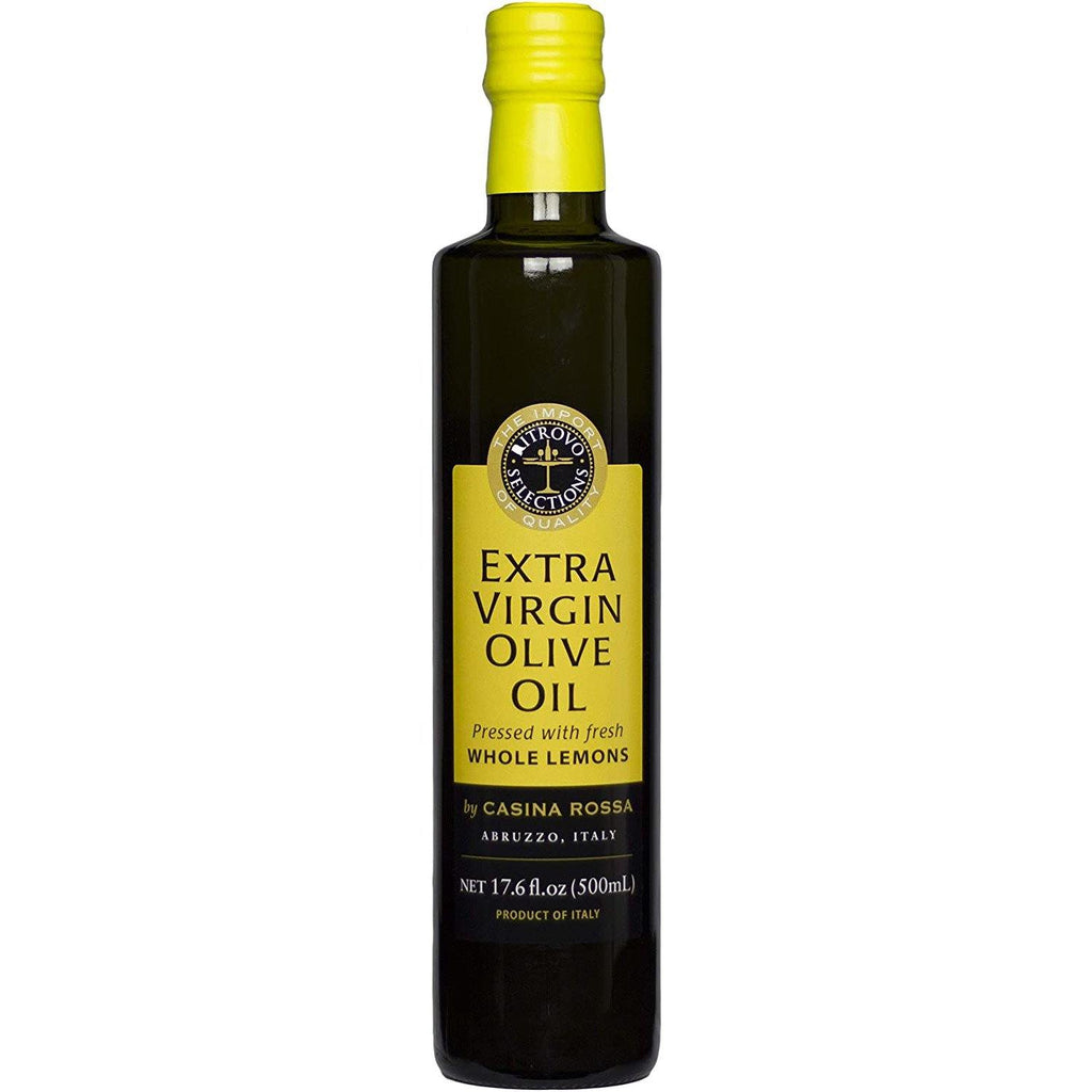 Casina Rossa - Extra Virgin Olive Oil with Lemon
