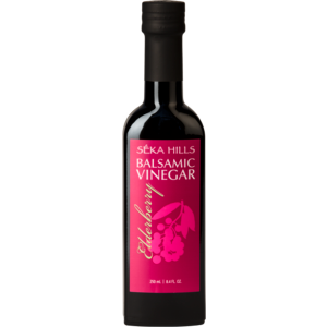 Seka Hills - Elderberry - Balsamic Vinegar
