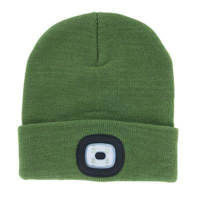 Night Scout - Rechargeable LED Beanie Hat