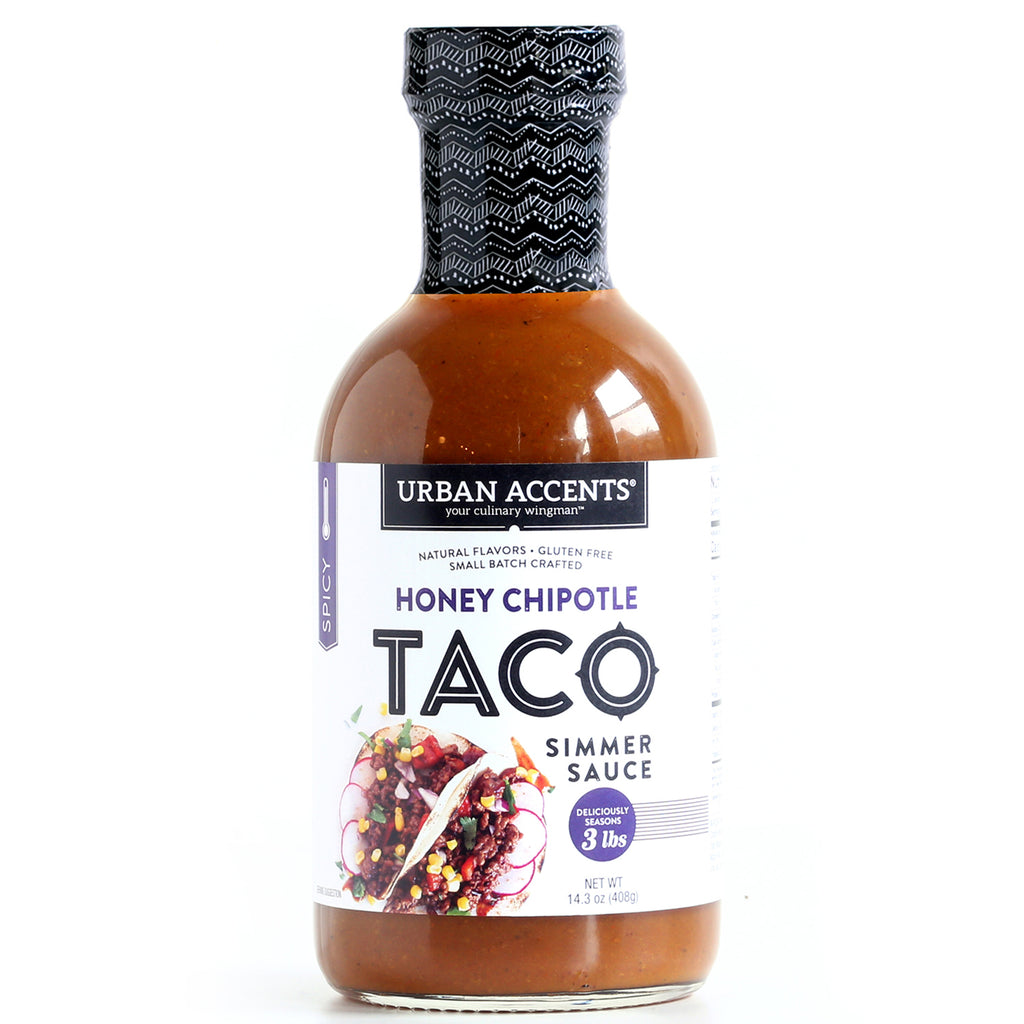 Urban Accents - Honey Chipotle Taco - Simmer Sauce