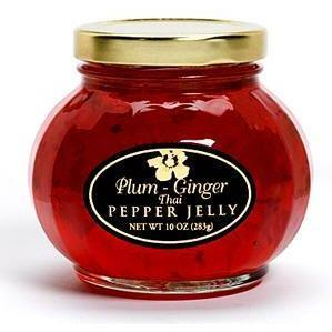 Aloha From Oregon - Plum Ginger Thai Pepper - Jelly