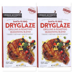 Urban Accents - Santa Fe BBQ Dryglaze Grilling & Roasting - Seasoning Blend