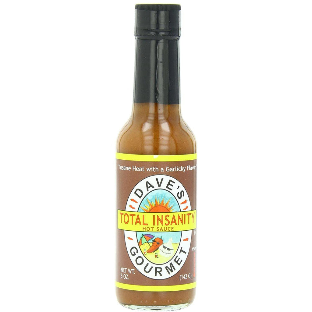 Dave's Gourmet-Total Insanity-Hot Sauce