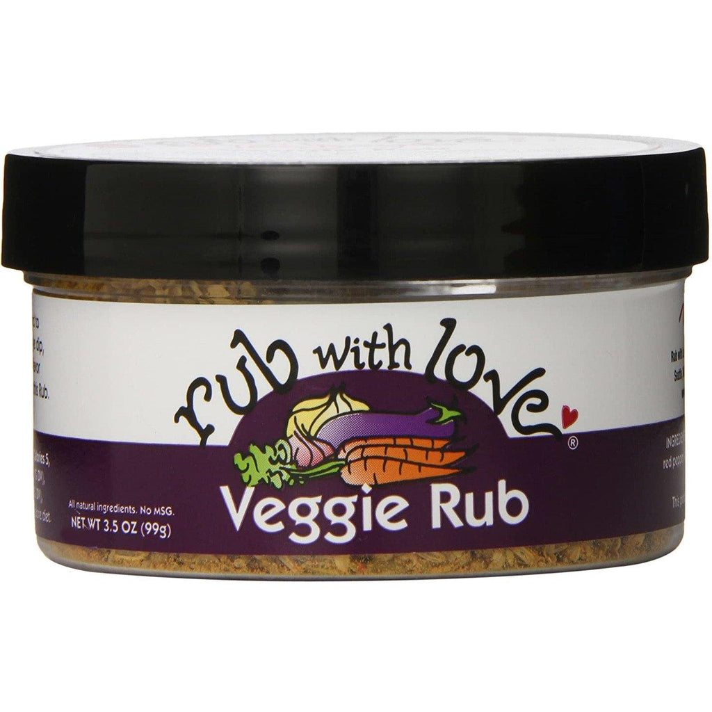 Tom Douglas Rub With Love - Veggie  Rub