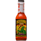 Iguana - XXX Habanero Pepperp - Hot Sauce