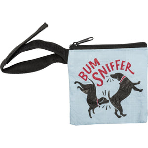Primitives By Kathy - Bum sniffer - Doggie Waste Bag Pouch