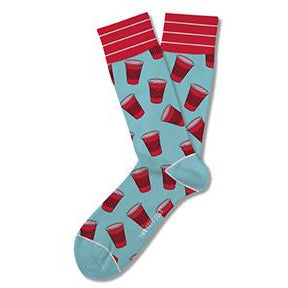 Two Left Feet-Party Hardy-Socks