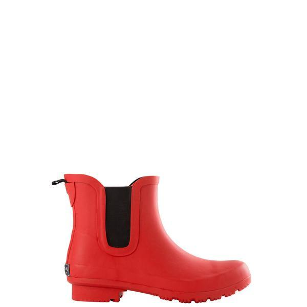 Roma - Chelsea -  Rain Boots Matte Red
