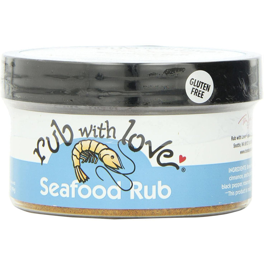 Tom Duglas - Rub With Love - Seafood - Rub