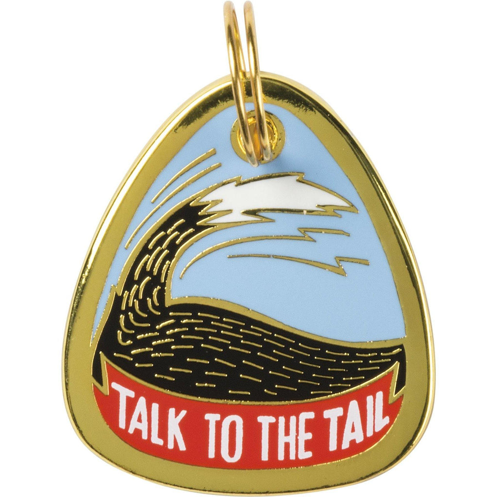 Primitives By Kathy - Talk To The Tail - Collar Charm