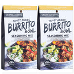 Urban Accents - Tangy Adobo Burrito Bowl - Seasoning Mix