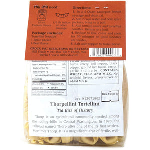 Rill Foods - Thorpellin Tortellini Soup - Mix