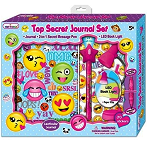 Hot Focus-Top Secret Journal Set-Emoji