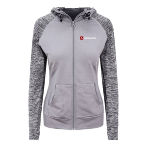 Upperlayer's Womens Cool lightweight Sports zoodie