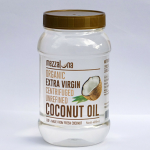 Free Delivery: 3 x Organic Virgin Coconut Oil 485ml