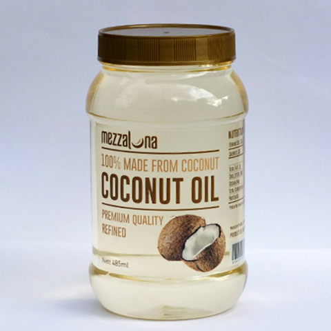 Organic Coconut Oil 485ml