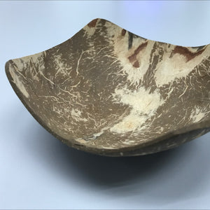 Coconut Saucer (Square)