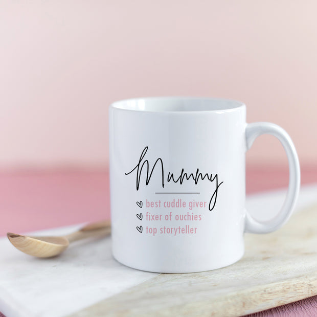 Best Things About Mummy Mug