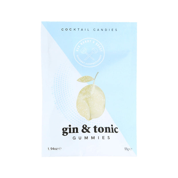 Gin & Tonic Gummies