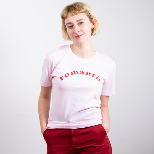 'romantic' T-shirt