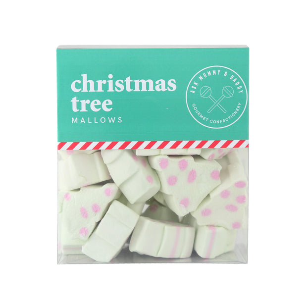 Christmas Tree Mallows