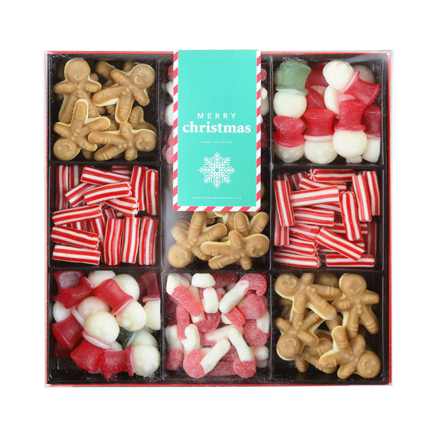 Christmas Candy Selection
