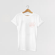Girl Power Heart T-shirt